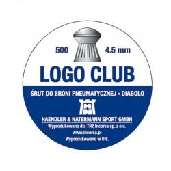 Śrut H&N Diabolo Logo club 4.5 500szt