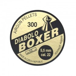 Śrut Kovohute Boxer szpic 5.5mm 300szt