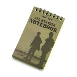 Notes Mil-tec All Weather Notebook 130x80mm