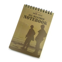 Notes Mil-tec All Weather Notebook 155x100mm