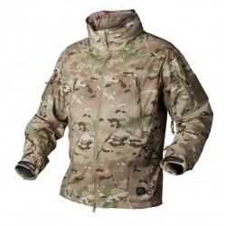 Kurtka Helikon-Tex Trooper Soft Shell Jacket Camogrom