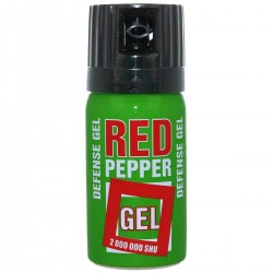 Gaz Sharg Defence Green Pepper