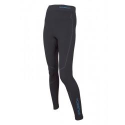 Spodnie Brubeck Thermo damskie długa nogawka czarne LS11870