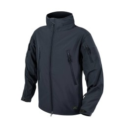 Kurtka Helikon-Tex Gunfighter Windblocker Shark Skin Navy blue