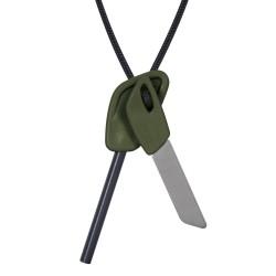 Krzesiwo Wildo Fire-Flash Pro Small Olive green