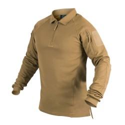 Koszulka Helikon Polo RANGE Coyote