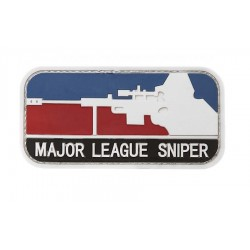 Naszywka 3D Major League Sniper Color