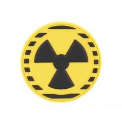 Naszywka 3D Nuclear Yellow