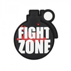 Naszywka 3D Granat Fight Zone