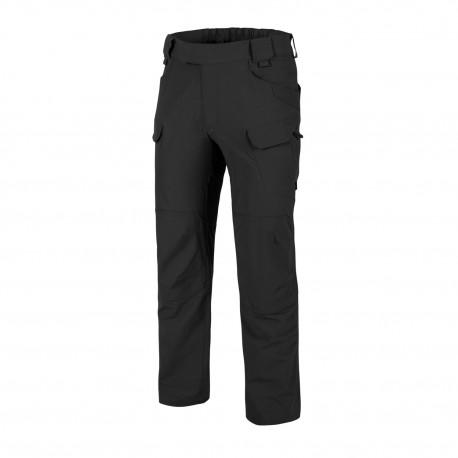 Spodnie Helikon-Tex Outdoor Tactical Pants Nylon DuPont Teflon czarne
