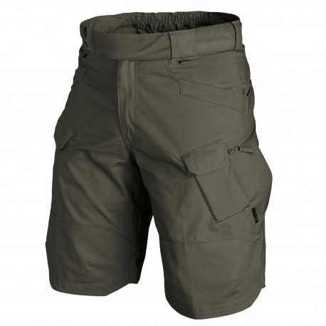"Spodenki Helikon-Tex Urban Tactical Shorts 11"" ripstop Taiga Green"