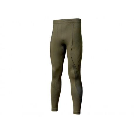 Spodnie Brubeck Thermo męskie czarne LE10430