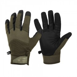 Rękawice Helikon-Tex Impact Duty Winter Gloves Mk2 Olive green Black