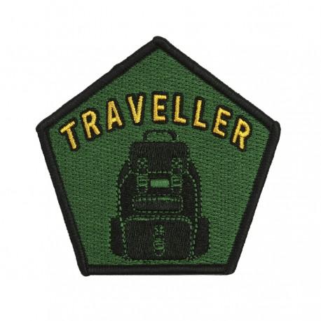 Naszywka Fosco Traveller Green