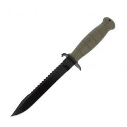 Nóż Glock FM 81 Survival clip zielony