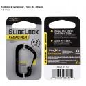 Nite Ize SlideLock Carabiner 2 Czarny CSL2-01-R6