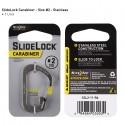 Nite Ize SlideLock Carabiner 2 Stalowy CSL2-11-R6