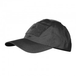 Czapka Helikon-Tex Tacitcal baseball cap czarna