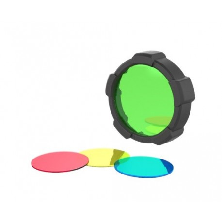 Zestaw filtrów Ledlenser 36mm 501506 Outdoor