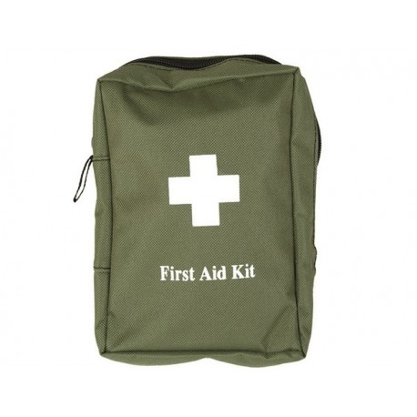 Apteczka Mil-Tec First Aid Kit Large Zielona