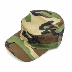 Czapka Helikon-Tex Patrolowa Combat Woodland