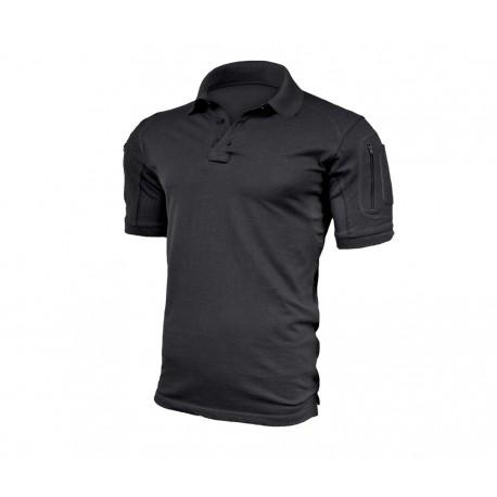 Koszulka polo Texar Elite Pro Czarna