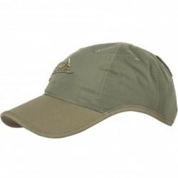 Czapka Helikon-Tex Logo Cap Olive/Adaptive Green