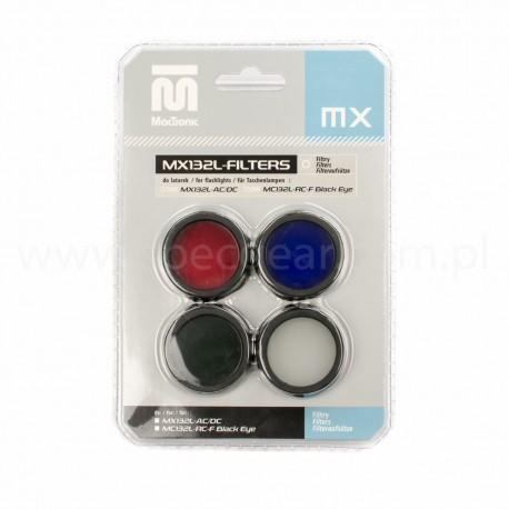 Zestaw filtrów kolorowych Mactronic MX132L