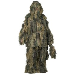 Komplet maskujący Ghillie Suit Digital Woodland