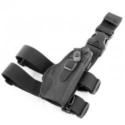 Kabura Iwo-Hest udowa Glock 17/19 proficordura TAFZR/2