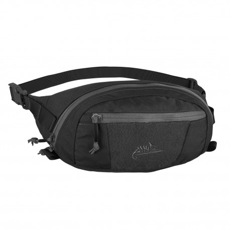 Nerka Helikon-Tex Bandicoot Waist Pack Czarna/Shadow grey