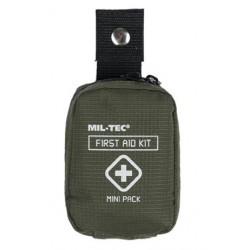 Apteczka Mil-Tec First Aid Kit Mini Zielona