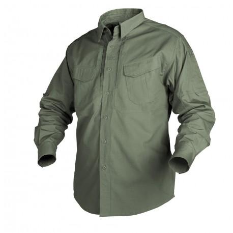 Koszula Helikon-Tex Defender Mk2 Long Sleeve Olive Green