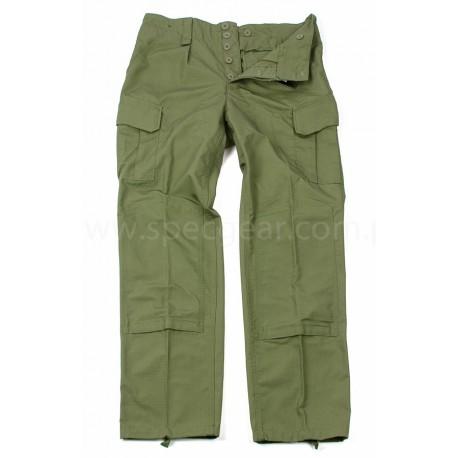 Spodnie Texar WZ10 Olive ripstop