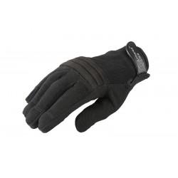 Rękawice taktyczne antyprzekłuciowe Armored Claw Direct Safe Czarne
