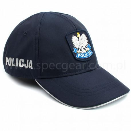 Czapka baseball granatowa Policja Altex