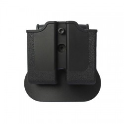 Ładownica IMI Defence na 2 magazynki płetwa MP01 czarna