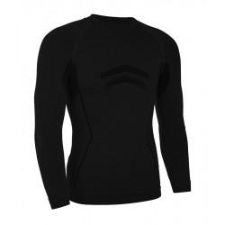 Koszula Freenord Merinotech długi rękaw black