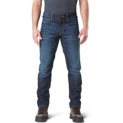 Spodnie 5.11 Defender-Flex Jean Slim Dark Washed Indigo