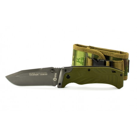 Nóż K25 Titanium Coated 19660