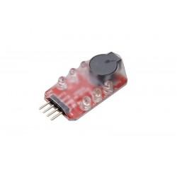 Alarm Electro River Buzzer do akumulatorów LiPo