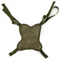 Noszak plecakowy do hełmu Wisport Olive Green