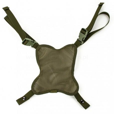 Noszak plecakowy do hełmu Wisport