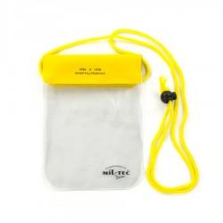 Wodoszczelny mapnik Mil-Tec 13x20 żółty