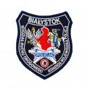 Emblemat Komenda Wojewódzka Policji Podlaskie Ruch Drogowy