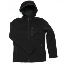 Kurtka Magnum Softshell Moose black