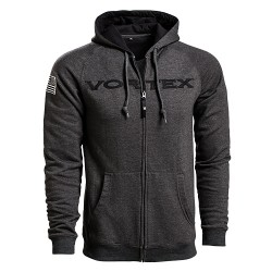 Bluza Vortex męska Zip Front Hoodie