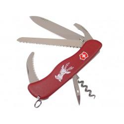 Scyzoryk Victorinox Hunter czerwony 0.8873