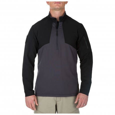 Bluza 5.11 Tactical Thunderbolt Half Zip Charcoal
