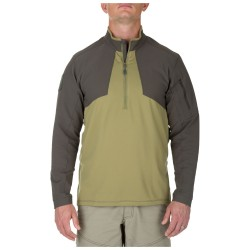 Bluza 5.11 Tactical Thunderbolt Half Zip Underbrush